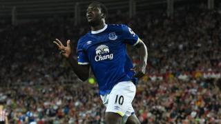 Lukaku a inscrit un doublé qui n'a pas empêché à Everton de s'incliner devant Watford (Archives)