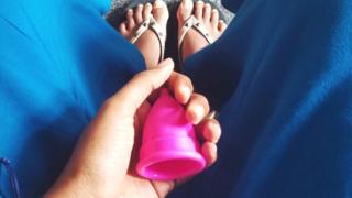 Period Poverty, Menstrual cup in Sri Lanka