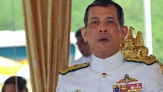 थायंलडचा राजा महा वाजिरालाँगकोन