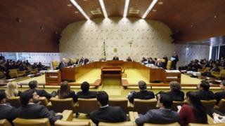 Como votou cada ministro do STF no julgamento que vetou prisão após 2ª instância