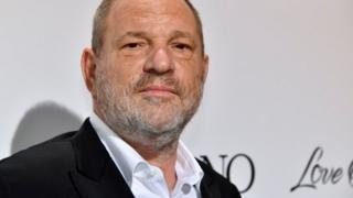 Harvey Weinstein pictured last year