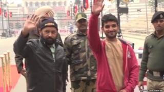 ਭਾਰਤ ਨੇ ਦੋ ਪਾਕਿਸਤਾਨੀ ਨਾਗਰਿਕਾਂ ਨੂੰ ਸਜ਼ਾ ਪੂਰੀ ਹੋਣ 'ਤੇ ਭੇਜਿਆ ਪਾਕਿਸਤਾਨ