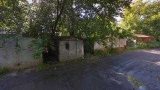 По данным СМИ, преступление произошло за гаражами на улице Чайковского