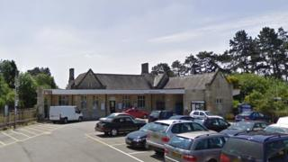 Kemble Railway station