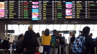 فرودگاهی در استرالیا