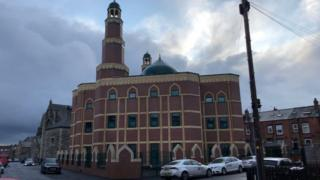 Catherine Grove mosque