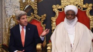 John Kerry, Nigeria