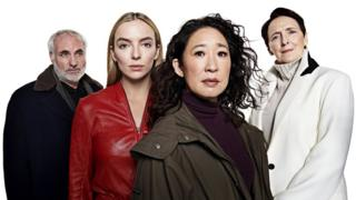 Technology The cast of Killing Eve