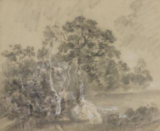 Рисунок Гейнсборо