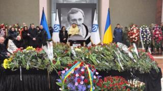 У Києві попрощалися з голкіпером Чановим