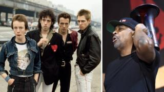 The Clash and Chuck D
