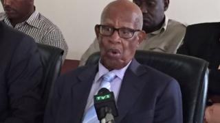 Msemaji wa familia yake iliyoko Rwanda, mchungaji Ezra Mpyisi