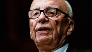 Rupert Murdoch's News Corp has agreed to buy the Belfast-based Wireless Group