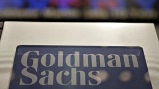 Logotipo de Goldman Sachs