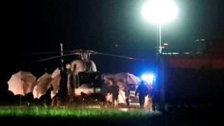 Ambulans helikopter