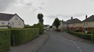 Police were called to an assault on Glanmor Crescent