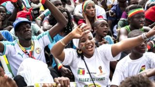Abakunzi b'umupira w'amaguru