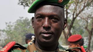 Brigadier General Athanase Kararuza