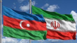 پرچم ایران و آذربایجان