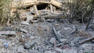 Wani yanki na birnin Aleppo