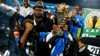coupe de CAF, coupe de la Confédération, TP Mazembe, SuperSport
