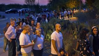 Voters in Arizona
