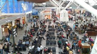 दिल्ली विमानस्थल