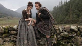 Still from Outlander