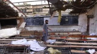 کلاس درس غرب کابل
