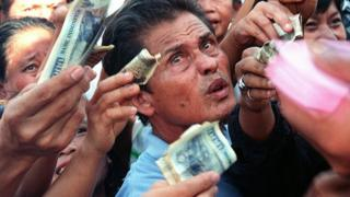 Crisis asiática 1997