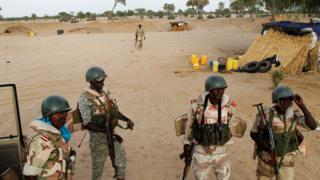 Niger ifise ikibazo c'abarwanyi ba ki Islam bateje umutekano muke, bama bahanganye n'igisirikare ca leta