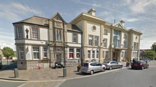 Ulverston Post Office