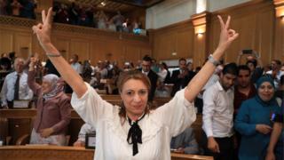 """انتخاب أول امرأة لتولي منصب """"شيخ مدينة تونس"""""""