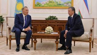 Mirziyoyev endi Qozogʻistonga bormoqchi