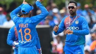 India vs. West Indies