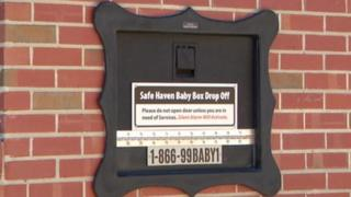 Baby box in Indiana