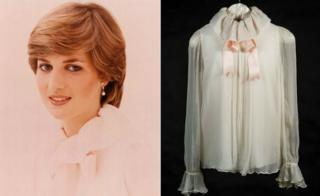 Princess Diana/Blouse