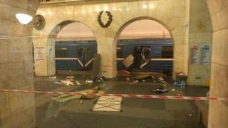 Вибух у метро Санкт-Петербурга прогримів вдень 3 квітня - загинули 16 людей