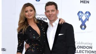 Nick Candy and wife Holly Valance