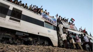Miliyoyin 'yan Sudan za su fita wani gangami a yau Alhamis