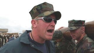 американский инструктор спецназа