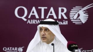 Akbar Al Baker Qatar Airways chief executive