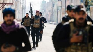 Иракские войска