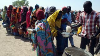 Nigeria IDP camp