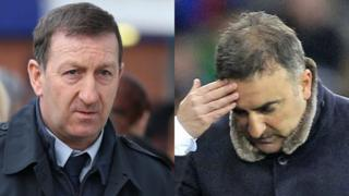 huw jenkins a carlos carvalhal