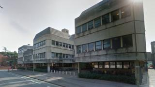 The Tinbergen Building