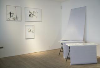 """Ще одна робота Лади Наконечної, представлена на виставці - """"Merge Visible"""""""