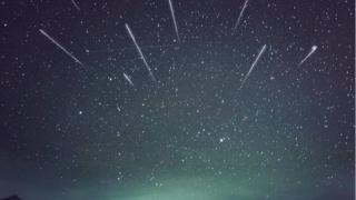 Geminid Meteor Australia