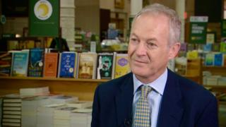 The Briton hoping to revive America's book giant - The Reports