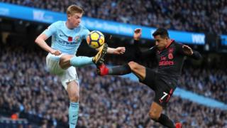 """В Манчестере платят лучше, чем в Лондоне: по полмиллиона долларов в неделю получают Кевин де Брюйне в """"Сити"""" и Алексис Санчес, сменивший """"Арсенал"""" на """"Юнайтед"""""""